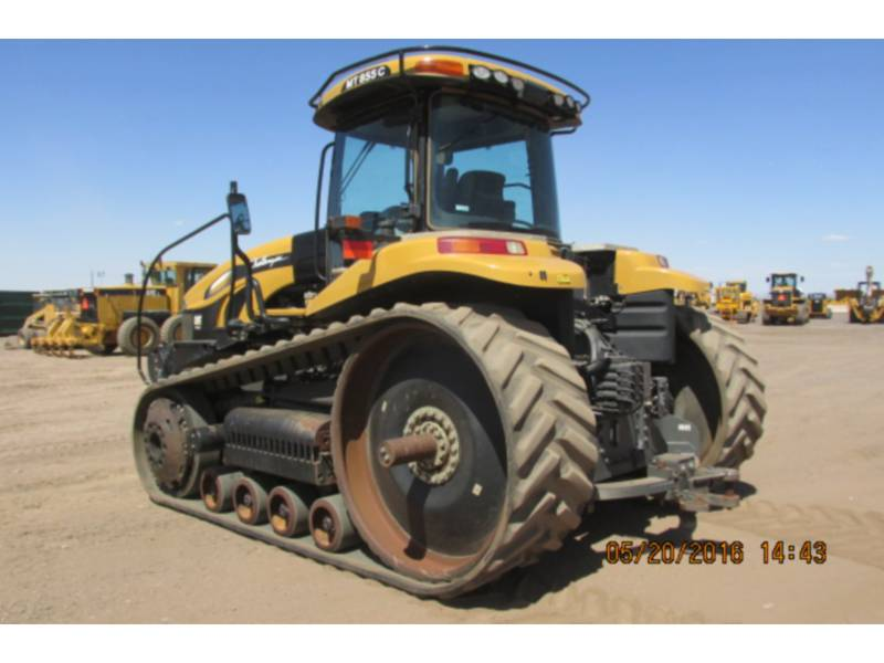 AGCO-CHALLENGER LANDWIRTSCHAFTSTRAKTOREN MT855C equipment  photo 12
