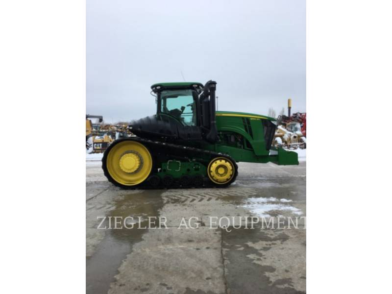 DEERE & CO. TRACTEURS AGRICOLES 9560RT equipment  photo 4