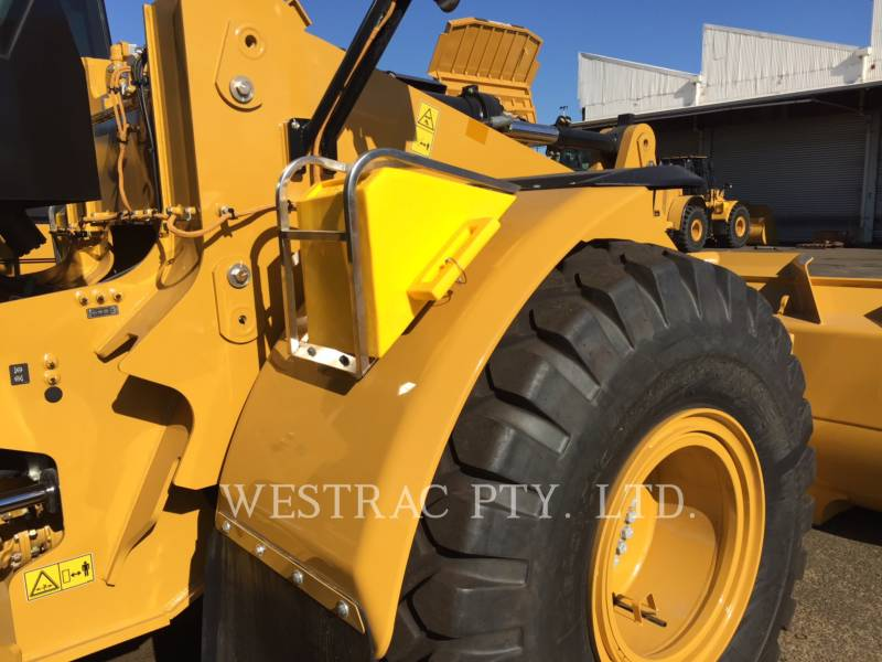 CATERPILLAR CHARGEURS SUR PNEUS/CHARGEURS INDUSTRIELS 950GC equipment  photo 9