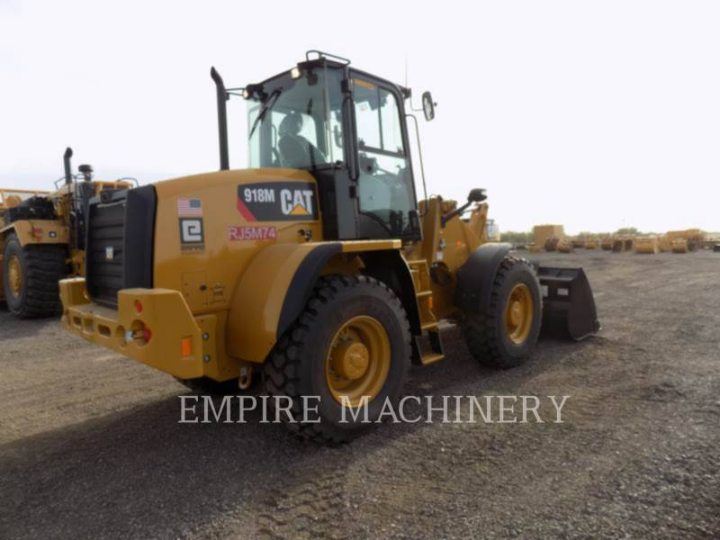 CATERPILLAR CARGADORES DE RUEDAS 918M equipment  photo 2