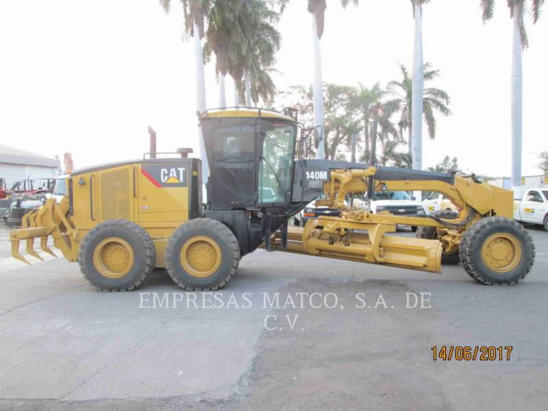 CATERPILLAR MOTORGRADER 140 M VHP equipment  photo 2