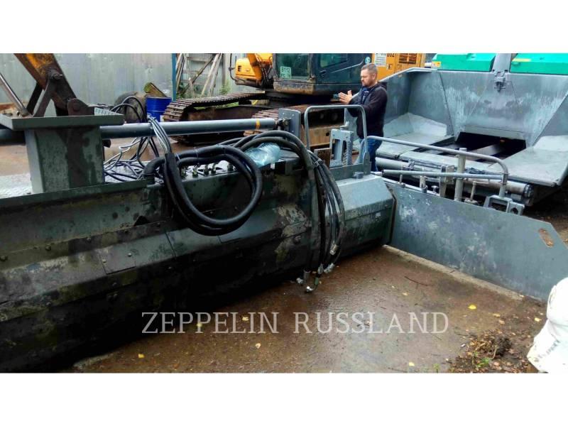 WIRTGEN PAVIMENTADORA DE ASFALTO SUPER 1800-2 equipment  photo 5
