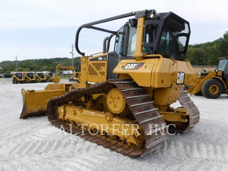 Caterpillar TRACTOARE CU ŞENILE D6N LGP equipment  photo 7