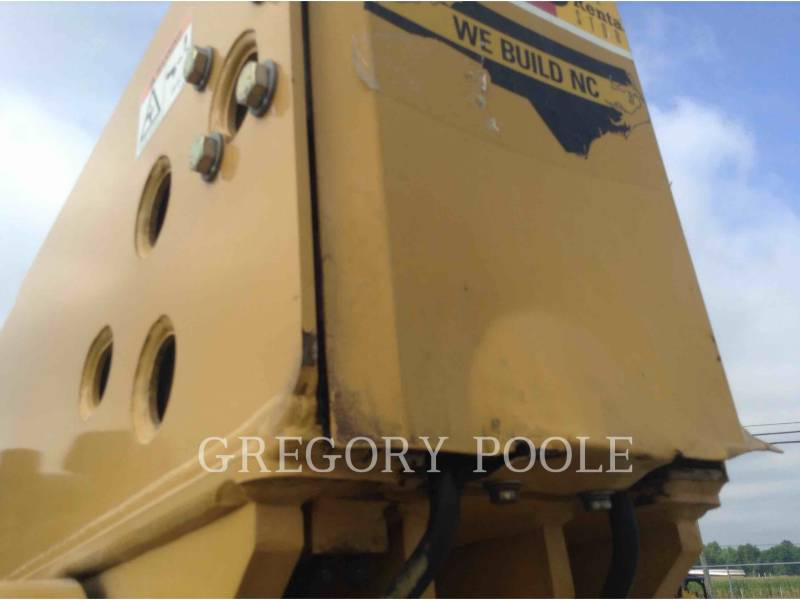 CATERPILLAR TELEHANDLER TL642C equipment  photo 18