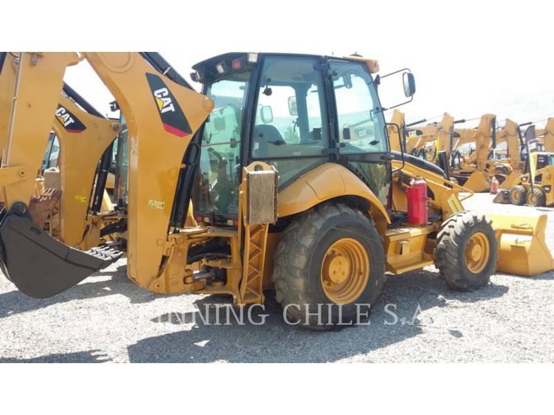 CATERPILLAR BAGGERLADER 420E equipment  photo 4