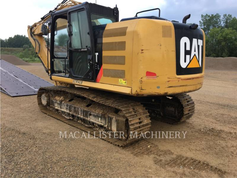 CATERPILLAR トラック油圧ショベル 316EL equipment  photo 3