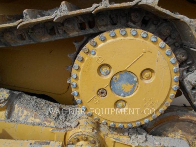 CATERPILLAR TRACK TYPE TRACTORS D6T XL DS equipment  photo 8