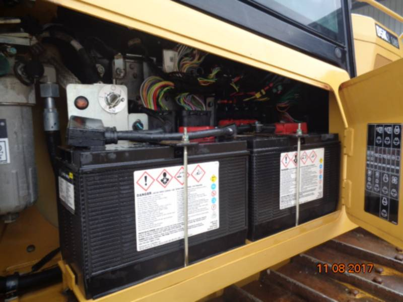 CATERPILLAR TRACTEURS SUR CHAINES D5K2LGP equipment  photo 17