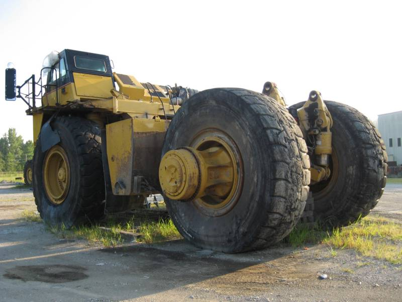 CATERPILLAR TOMBEREAUX RIGIDES POUR MINES 789C equipment  photo 11