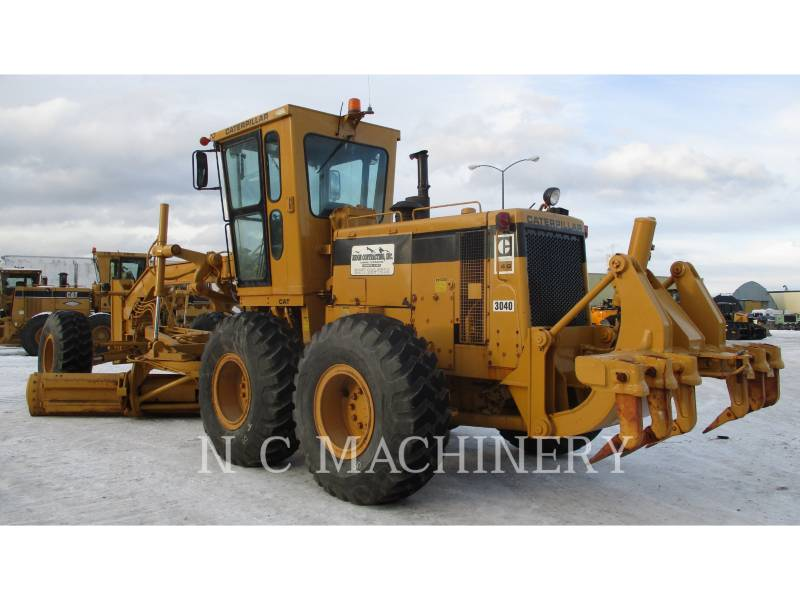CATERPILLAR モータグレーダ 14G equipment  photo 3