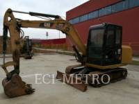 Equipment photo CATERPILLAR 305.5 E2 CR KOPARKI GĄSIENICOWE 1