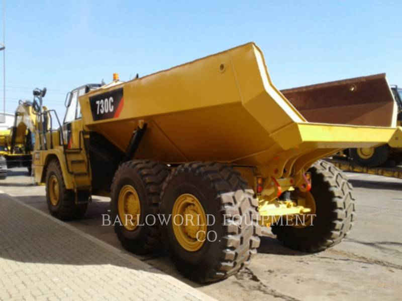 CATERPILLAR CAMIONES ARTICULADOS 730 C equipment  photo 4