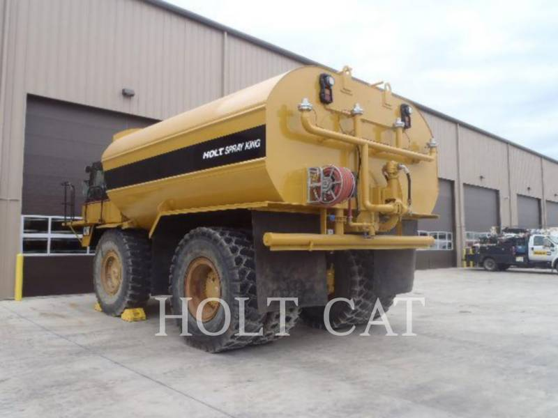 CATERPILLAR SAMOCHODY-CYSTERNY W00 775E equipment  photo 3
