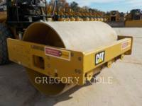 CATERPILLAR VIBRATORY SINGLE DRUM SMOOTH CS-54B equipment  photo 6
