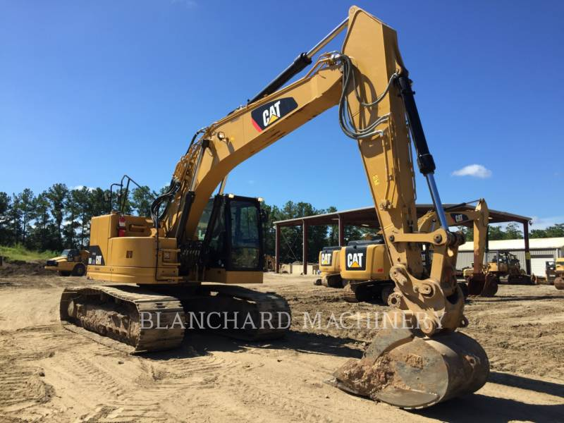 CATERPILLAR EXCAVADORAS DE CADENAS 328D equipment  photo 1