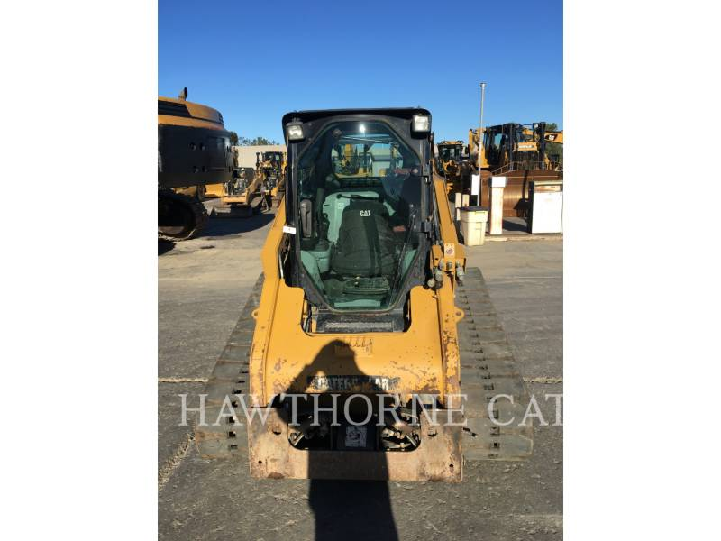 CATERPILLAR CHARGEURS COMPACTS RIGIDES 289C equipment  photo 8