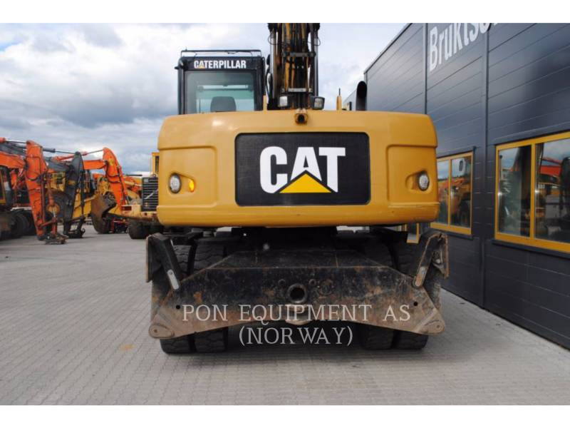CATERPILLAR ESCAVADEIRAS DE RODAS M315D equipment  photo 5