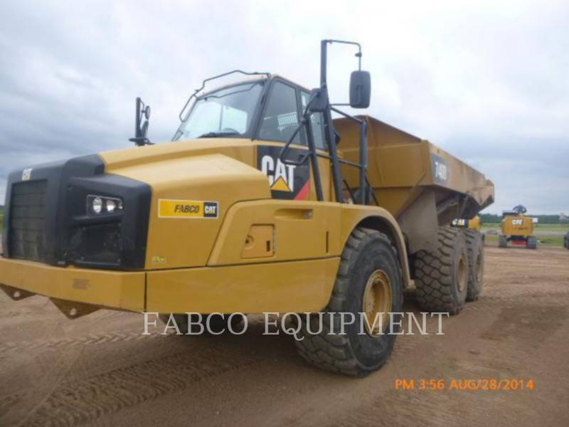 CATERPILLAR CAMINHÕES FORA DA ESTRADA 740B4 equipment  photo 1