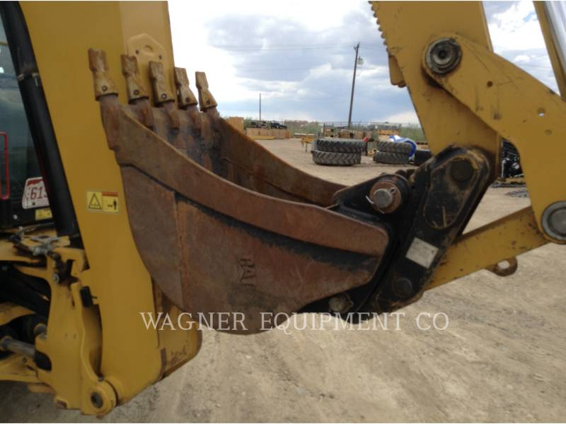 CATERPILLAR BACKHOE LOADERS 430F 4WD equipment  photo 6