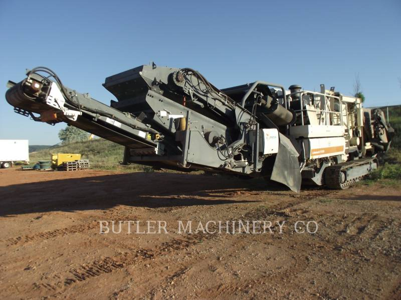 METSO 圧砕機 LT1213S equipment  photo 1