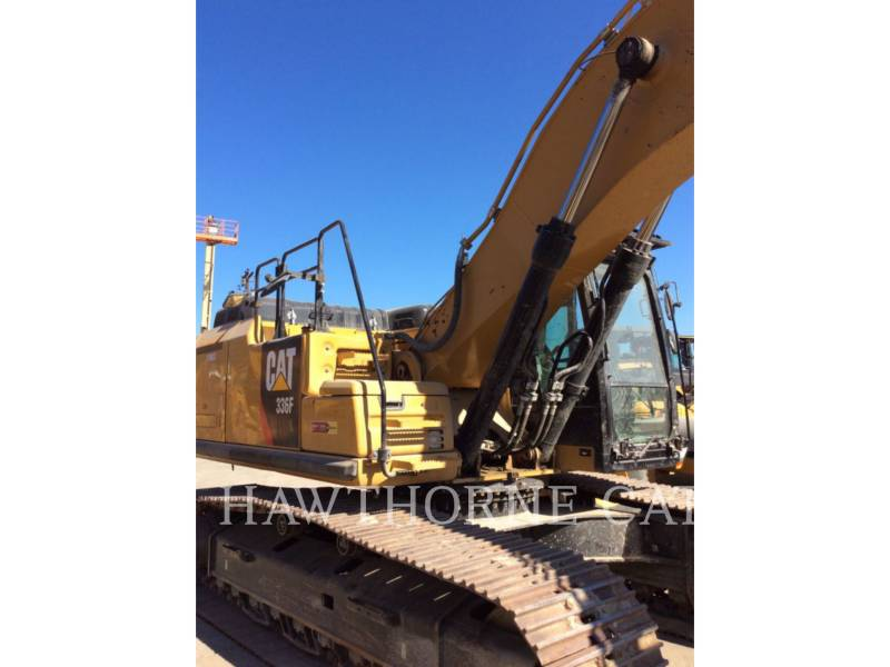 CATERPILLAR PELLES SUR CHAINES 336F equipment  photo 5