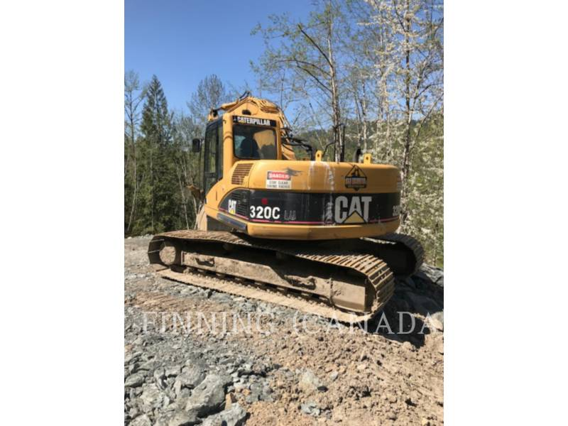 CATERPILLAR EXCAVADORAS DE CADENAS 320CLRR equipment  photo 2