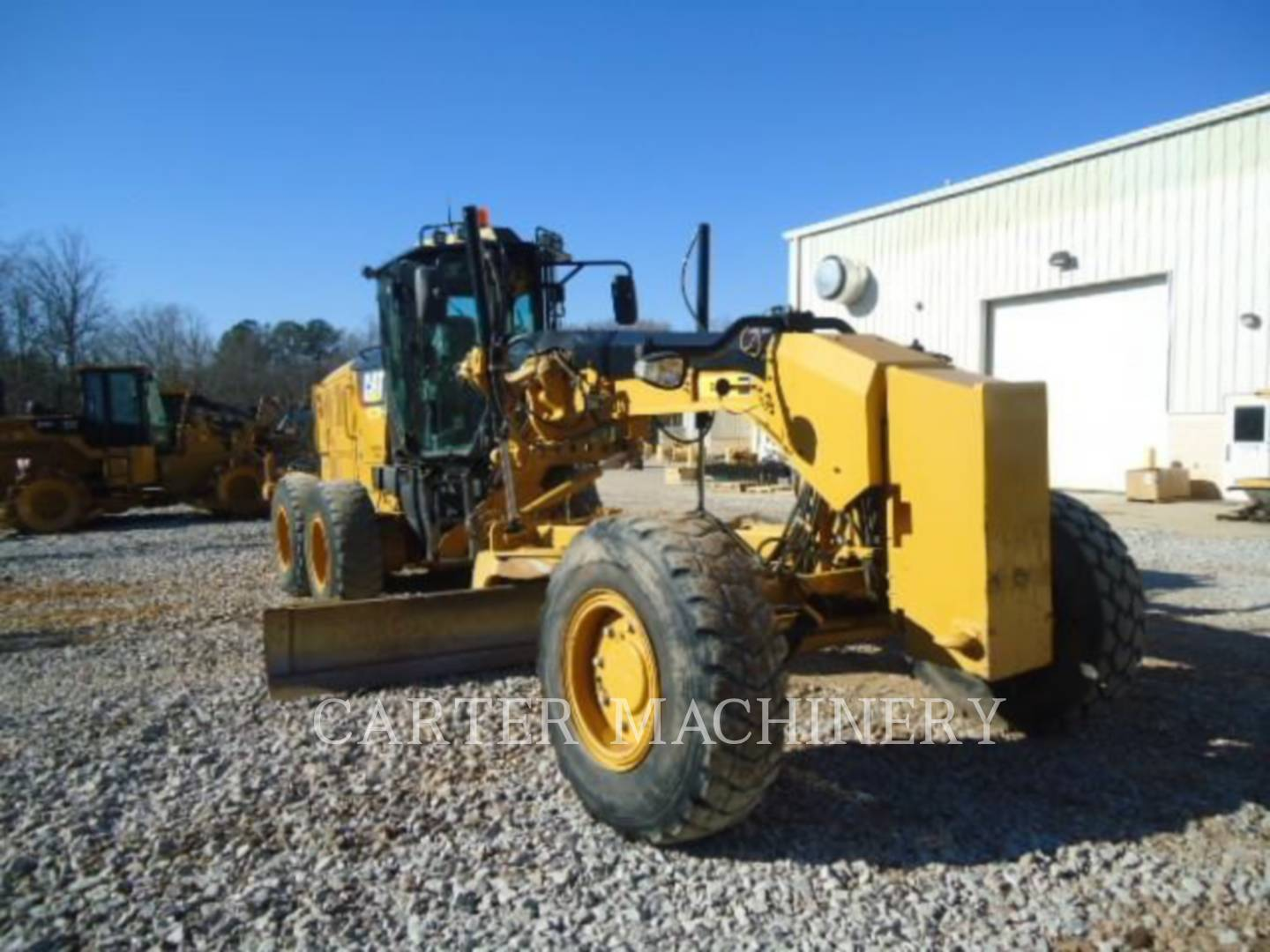 2013 CATERPILLAR 140M2AWD