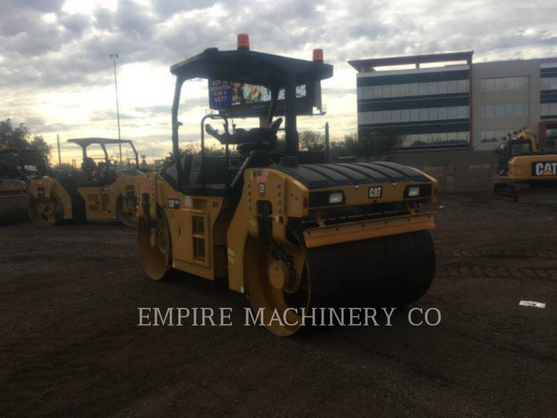 CATERPILLAR TANDEMOWY WALEC WIBRACYJNY DO ASFALTU (STAL-STAL) CB10 equipment  photo 3