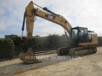 CATERPILLAR TRACK EXCAVATORS 323E equipment  photo 2