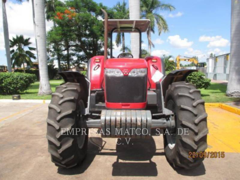 AGCO-MASSEY FERGUSON TRACTEURS AGRICOLES MF2695 4WD equipment  photo 1