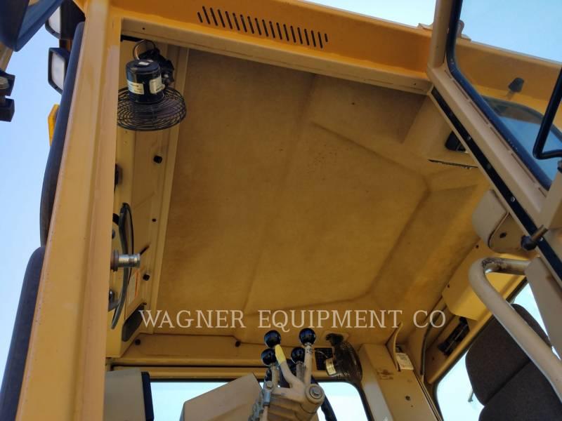 Caterpillar AUTOGREDERE 140HNA equipment  photo 16