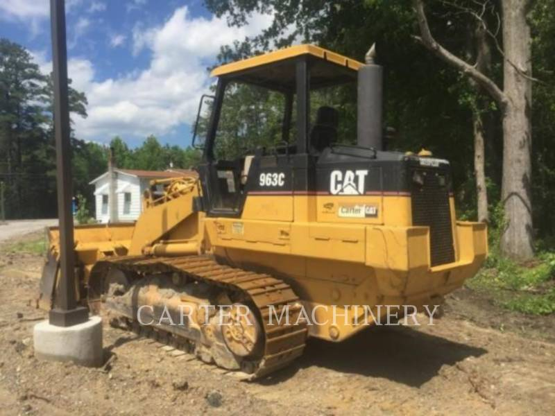 CATERPILLAR CARGADORES DE CADENAS 963C equipment  photo 2