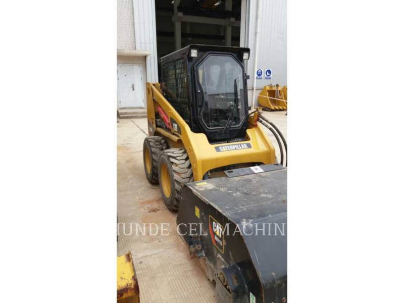 CATERPILLAR PALE COMPATTE SKID STEER 226B3LRC equipment  photo 11