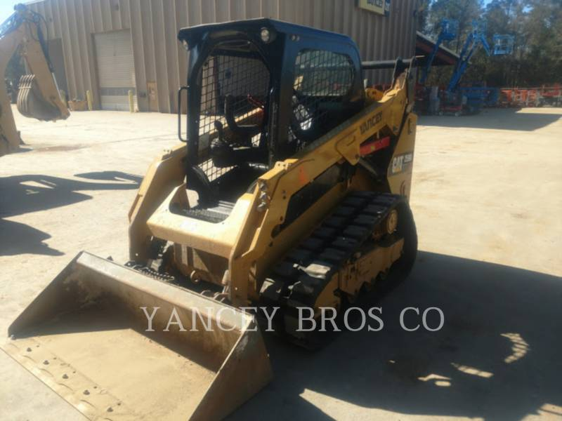 CATERPILLAR SKID STEER LOADERS 259D OROPS equipment  photo 2