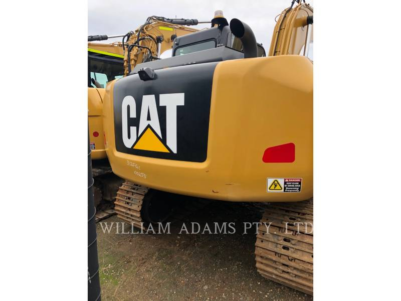 CATERPILLAR PELLES SUR CHAINES 312 equipment  photo 3