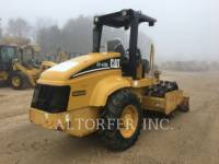 CATERPILLAR VIBRATORY SINGLE DRUM SMOOTH CP433E equipment  photo 4