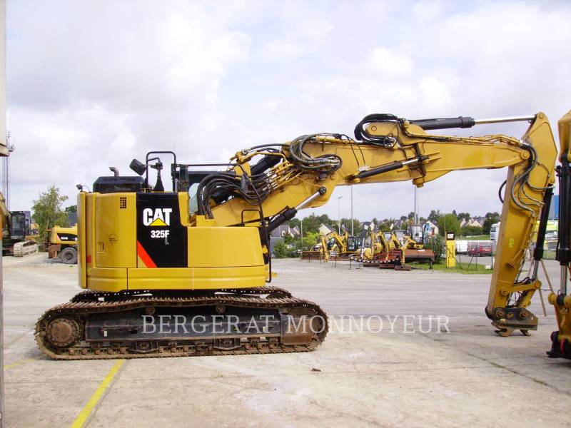 CATERPILLAR KETTEN-HYDRAULIKBAGGER 325FLCR equipment  photo 4