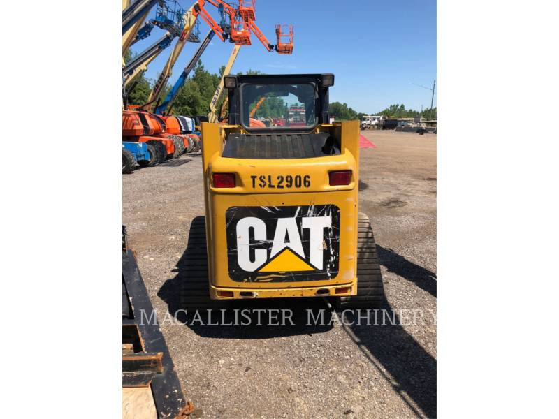 CATERPILLAR 多様地形対応ローダ 247B3 equipment  photo 4