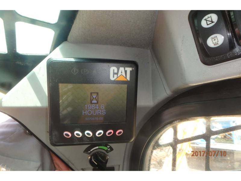 CATERPILLAR CARGADORES MULTITERRENO 289D equipment  photo 8