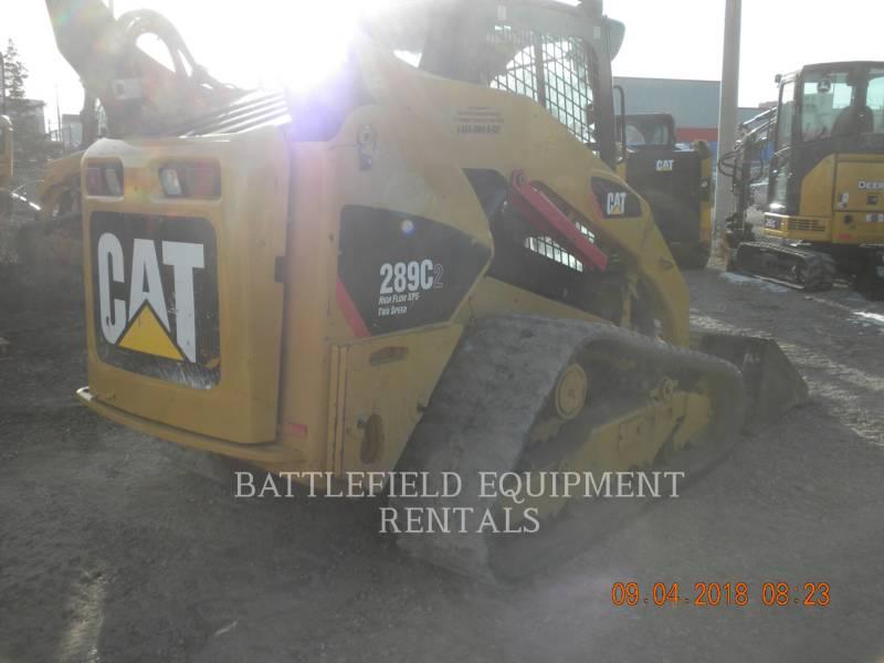 CATERPILLAR DELTALADER 289C2 equipment  photo 4