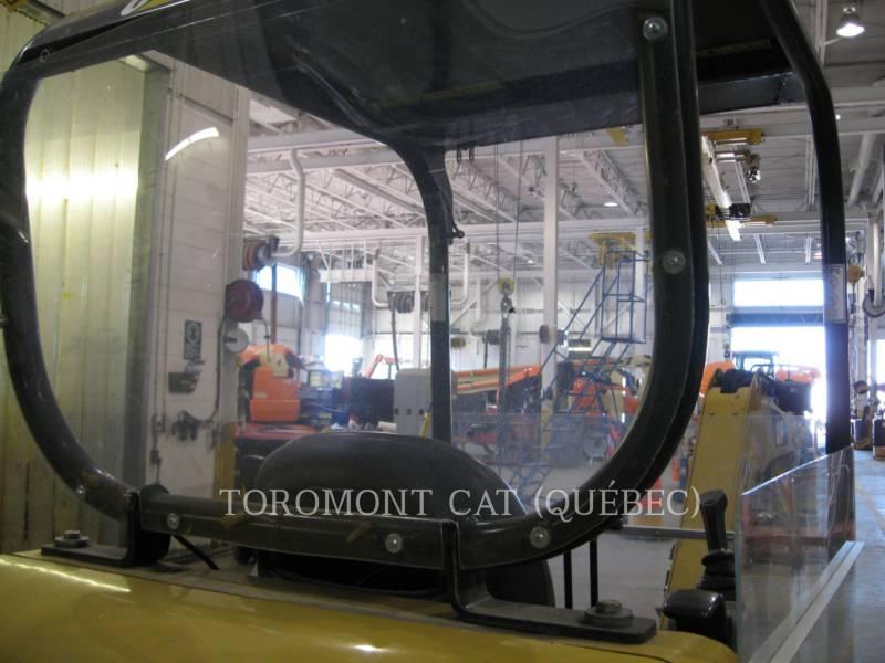 CATERPILLAR PELLES SUR CHAINES 301.8C equipment  photo 5