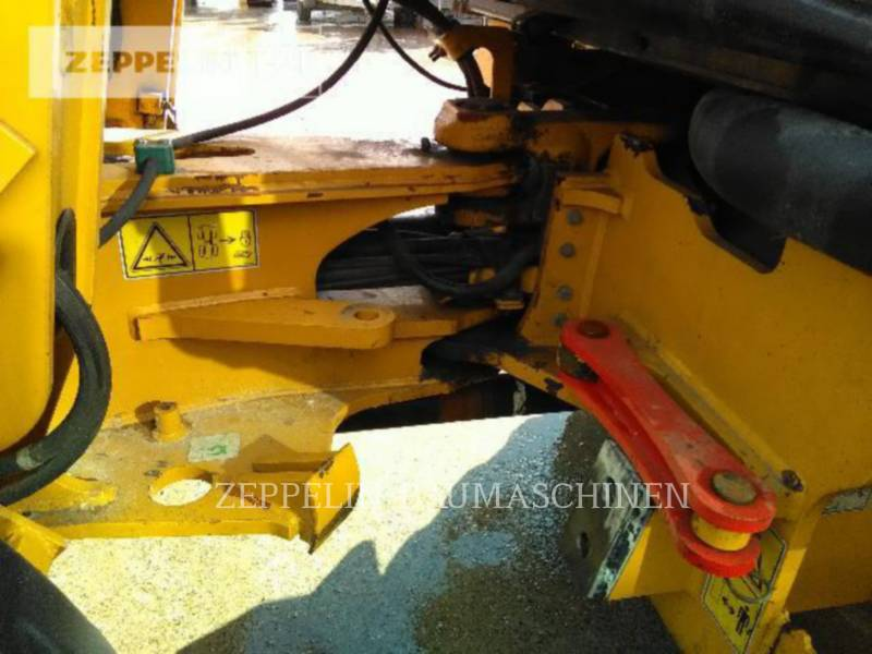 CATERPILLAR WHEEL LOADERS/INTEGRATED TOOLCARRIERS 907H equipment  photo 8