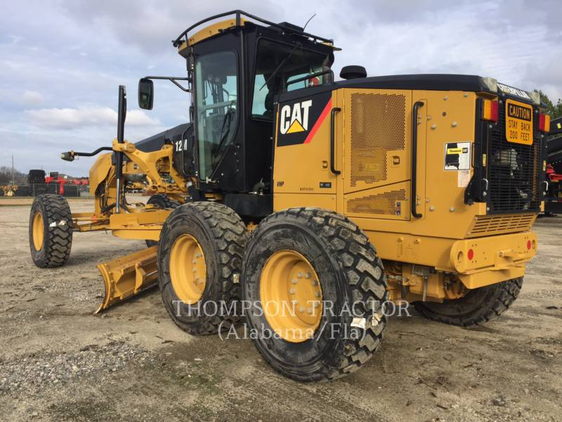 CATERPILLAR MOTONIVELADORAS 12M equipment  photo 8