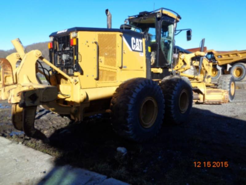 CATERPILLAR MOTORGRADER 16M equipment  photo 3