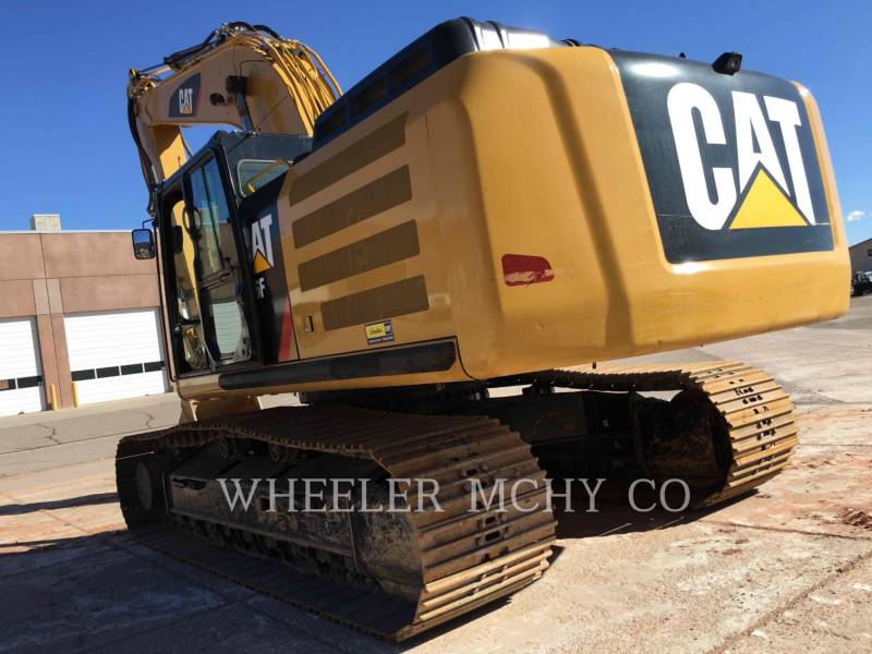 CATERPILLAR KOPARKI GĄSIENICOWE 336F L CF equipment  photo 3