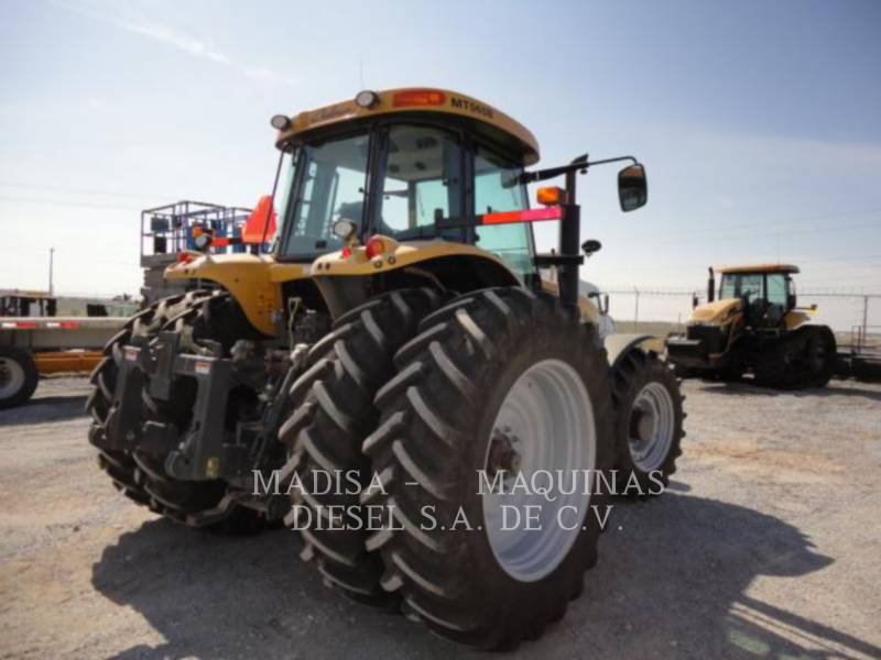 CHALLENGER TRACTEURS AGRICOLES MT565B equipment  photo 4