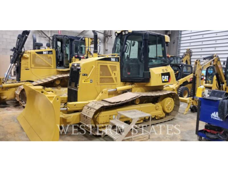 CATERPILLAR TRACK TYPE TRACTORS D 6 K XL equipment  photo 1