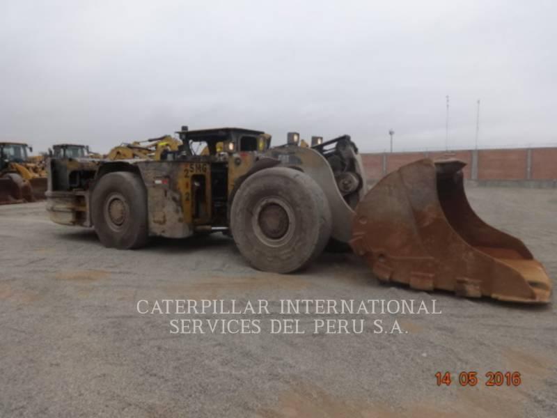 CATERPILLAR MINERAÇÃO DE MINERAÇÃO SUBTERRÂNEA R1600G equipment  photo 2