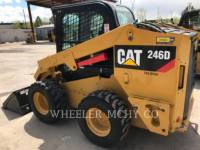 CATERPILLAR SKID STEER LOADERS 246D C3 2S equipment  photo 3