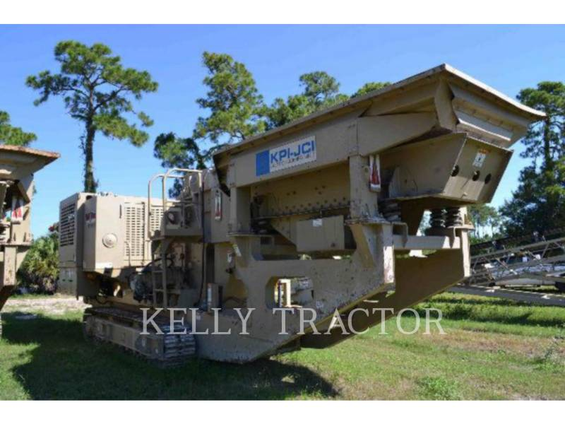 KOLBERG CRUSHERS FT4240 equipment  photo 3
